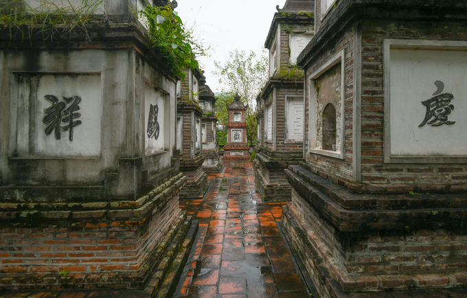 Oldest Buddhist center in Vietnam calmly defies time - 11
