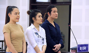 Da Nang jails three transgender women preying on foreign tourists