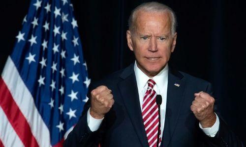 Biden stops just short of saying he's running in 2020