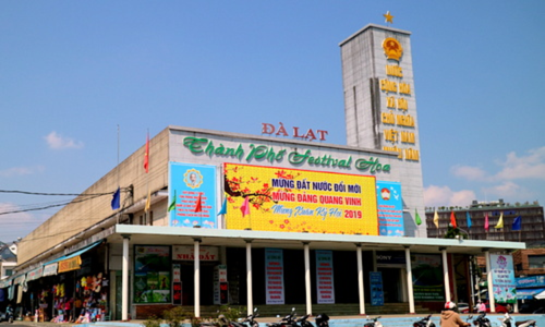 Da Lat's historic buildings to make way for tourism facilities