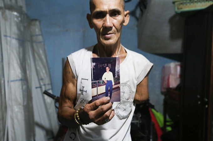 Man start new life after years of being a drug addict