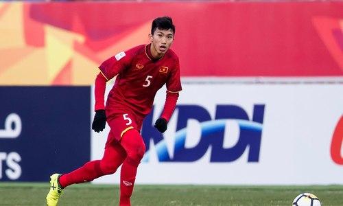 Vietnamese left-back transfer target for Bundesliga club