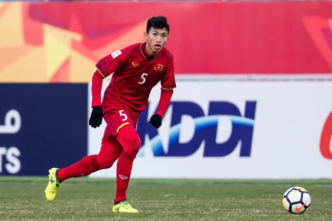 Vietnamese left-back transfer target for Bundesliga club