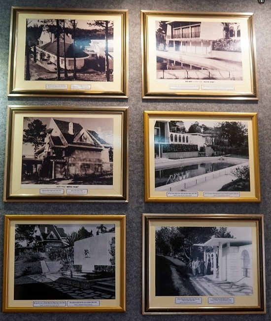 A Da Lat villa complex quietly recounts history - 11