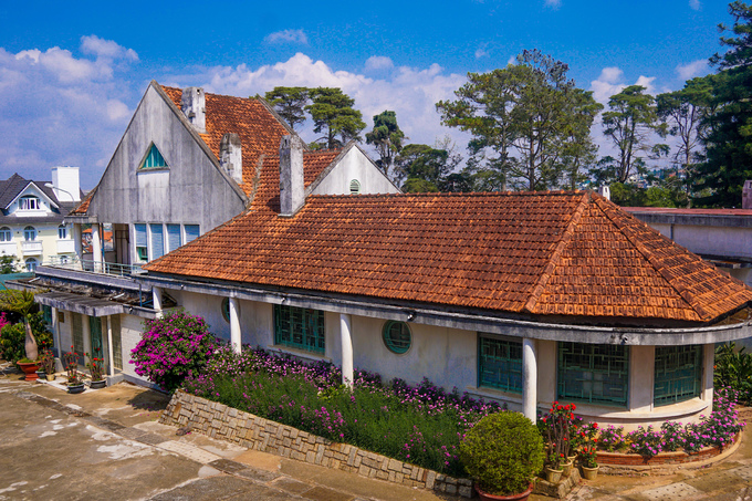 A Da Lat villa complex quietly recounts history - 1