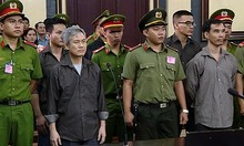 Vietnamese court upholds jail term for 'subversives' for overthrow attempt