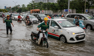 HCMC to spend $20 million fixing flood-prone street