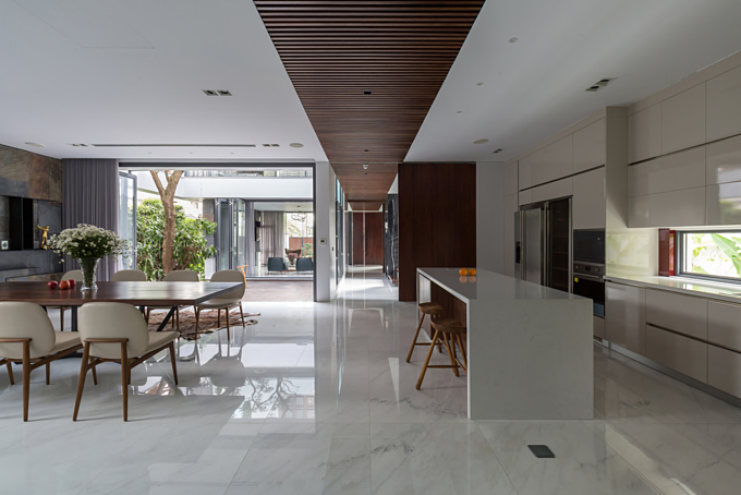 House in northern Vietnam earns House of light and wind title by ArchDaily - 4