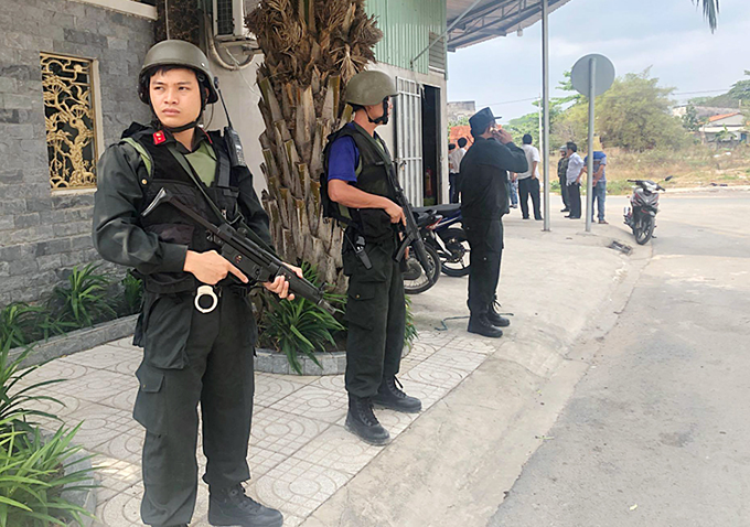 Police register largest ever meth bust in HCMC