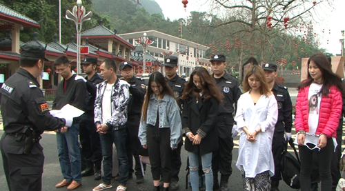 Vietnam deports six Chinese nationals after illegal entry
