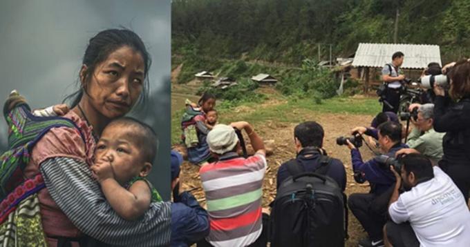 Photo in Vietnam not staged, Malaysian prize-winning lensman asserts