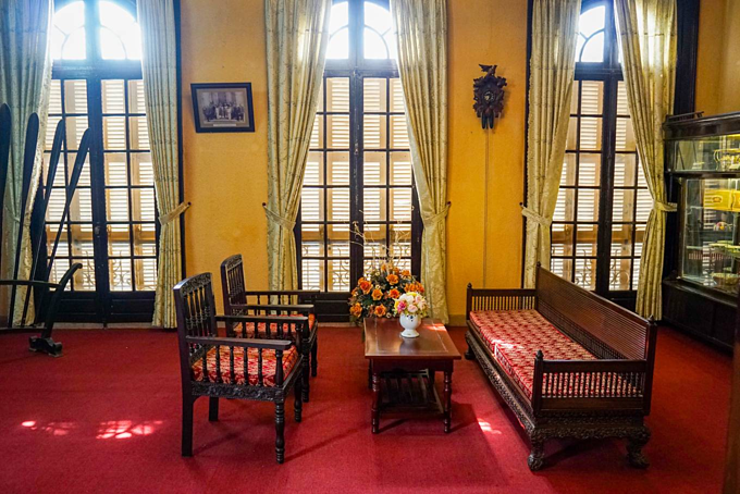 Da Lat mansion of the last empress of Vietnam - 9