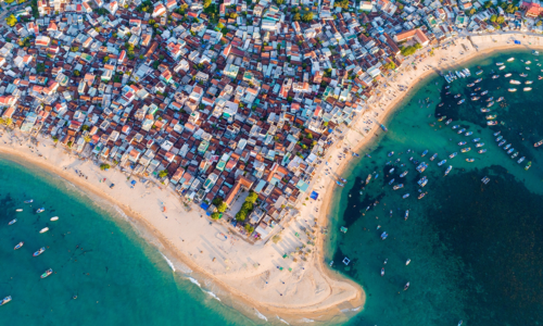 Vietnam among world's best beach havens for retirees