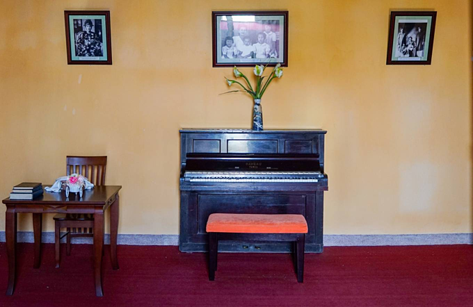 Da Lat mansion of the last empress of Vietnam - 6