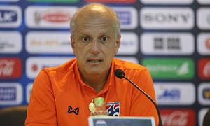 Thailand U23 coach: 'All teams want to defeat Vietnam'