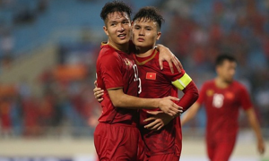 Vietnam beat Brunei 6-0 in AFC U23 Championship qualifier