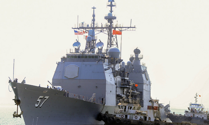 US to continue helping Vietnam enhance maritime capabilities