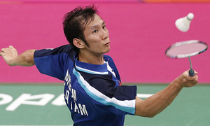 Vietnam badminton star wins New Zealand title
