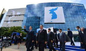 North Korea returns to inter-Korean liaison office