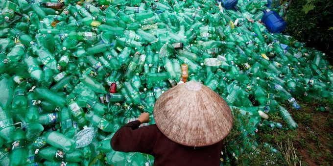 Vietnam to end plastic scrap imports from 2025