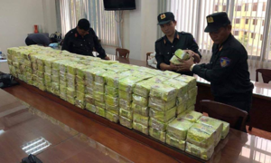 Vietnam's one ton meth bust was a five month operation