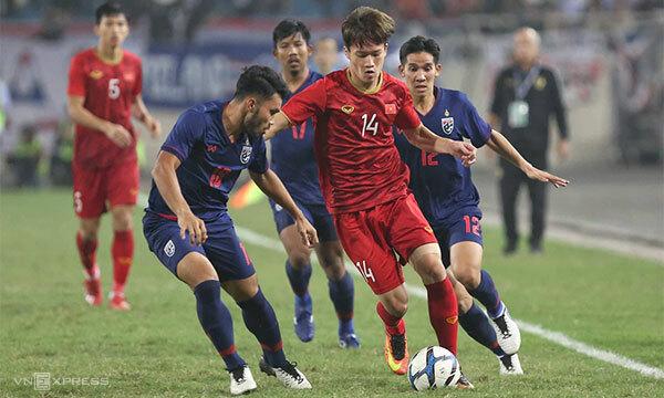 Vietnam a top tier team at 2020 AFC U23 Championship