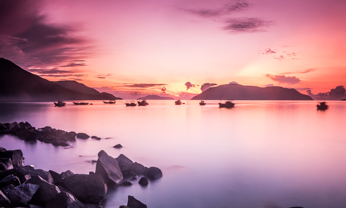 Vietnam's Con Dao islands in Vogue this year