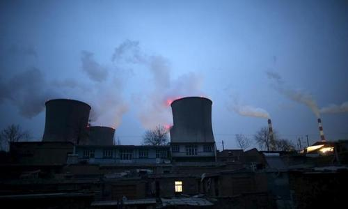 Push for more coal power in China imperils climate