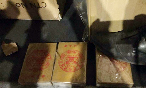 Taiwanese men arrested in HCMC with 300 kilos of heroin
