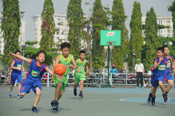 Milo believes that sports is a great teacher of children.