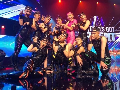 Hanoi X-Girls seek votes for Asia's Got Talent final berth