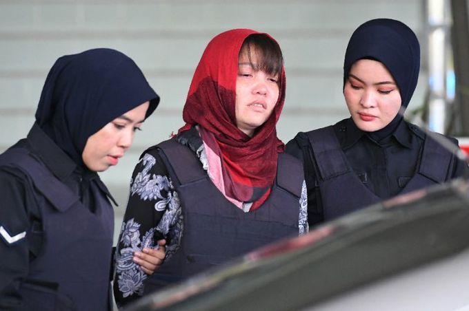 Vietnam woman in Kim Jong-nam case in new release bid