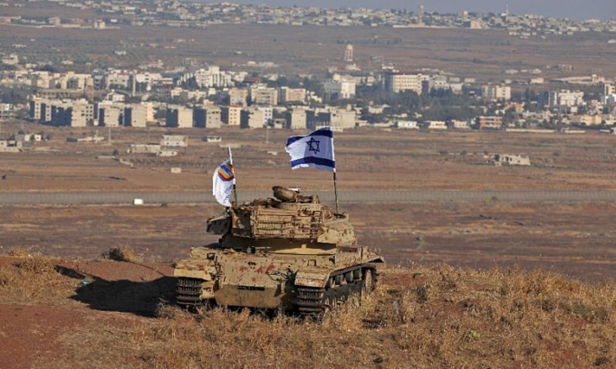 Vietnam criticizes US recognition of Israel's sovereignty over Syria's Golan Heights