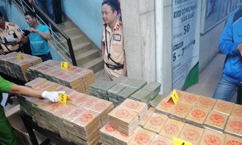 HCMC becoming drug transit hub: top cop