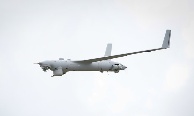 Boeing official says Vietnam military drone deal almost done