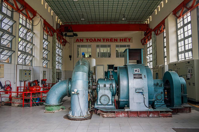 French colonial-era power plant near Da Lat now a tourist attraction - 5