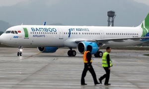 Bamboo Airways inks deal for 26 Airbus aircraft