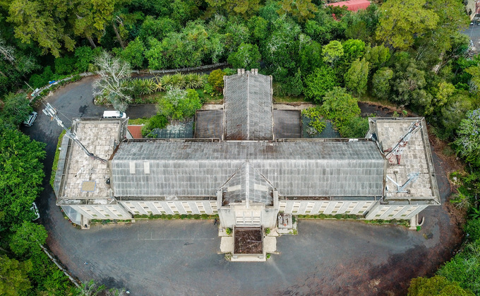 Da Lat's old French monastery now a biological museum - 1