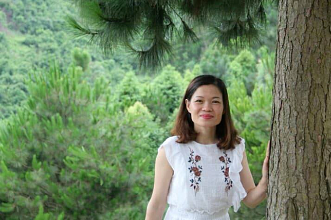 Fear? What fear? Hanoi teacher embraces HIV students as her own