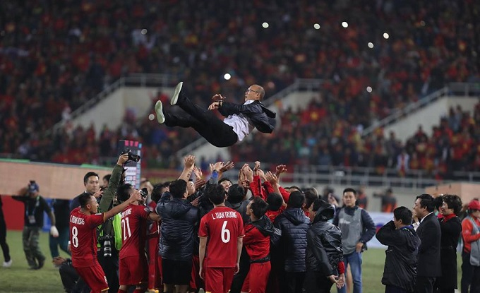 The Park effect: Vietnam stays unbeaten in Southeast Asia - 9