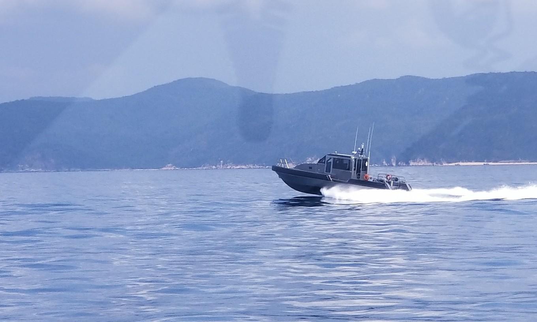 US transfers six more patrol boats to Vietnam coast guards