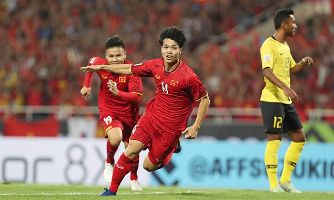 Park Hang-seo era: Vietnam stays unbeaten in Southeast Asia - 3