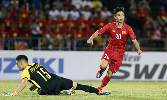 Park Hang-seo era: Vietnam stays unbeaten in Southeast Asia - 6