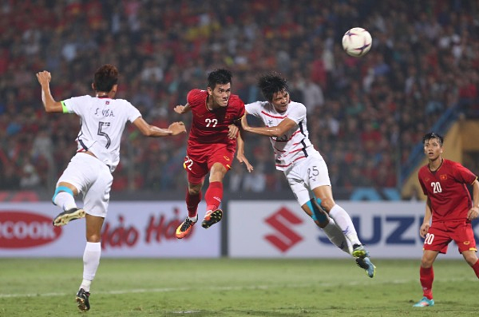 Park Hang-seo era: Vietnam stays unbeaten in Southeast Asia - 5