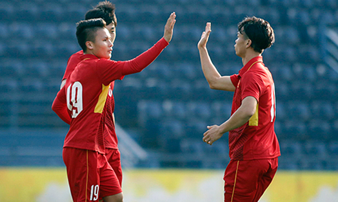 Park Hang-seo era: Vietnam stays unbeaten in Southeast Asia