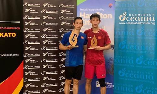 Vietnam badminton ace wins second international title in a week