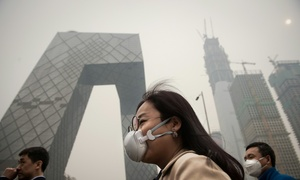 Asia's pollution exodus: Firms struggle to woo top talent