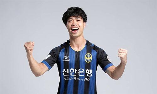 S Korean media laud Vietnamese footballer's K League performance