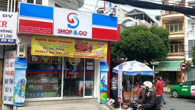 Vingroup acquires convenience store chain Shop&Go