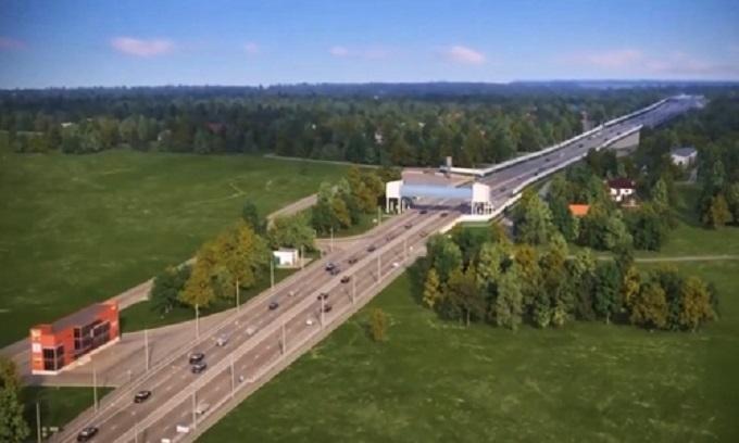 $485-mln Vietnam expressway construction begins
